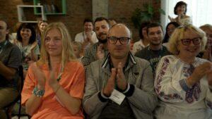 Public Applause on Formula-X Lviv 2019 Race